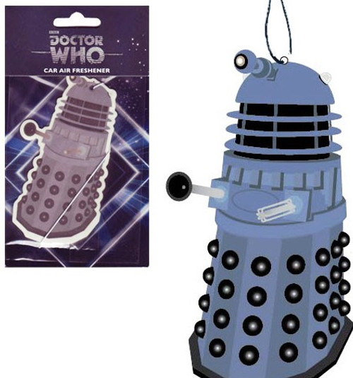 Doctor Who Dalek Air Freshener 50th Anniversary