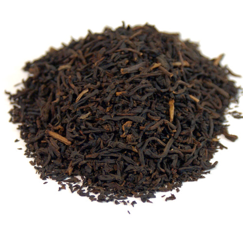 vanilla flavored tea in a 1lb bulk tea