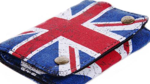 Robin Ruth Union Jack Wallet