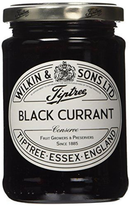 tiptree blackcurrant jams