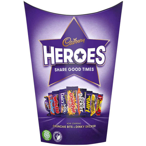 Cadbury Milk Chocolate Heroes