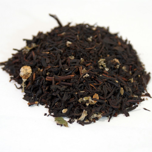 raspberry black tea 1lb bulk pack