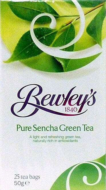 Bewley's Sencha Green, 25 Count