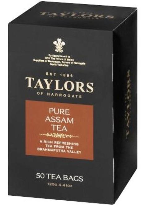 Taylors of Harrogate Pure Assam Tea - 50 CT