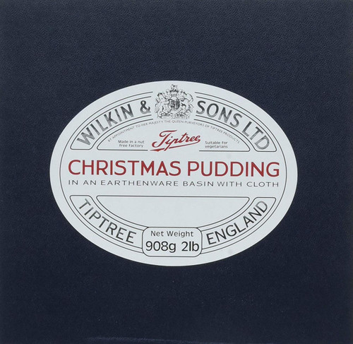 Tiptree Boxed Christmas Pudding 2lb