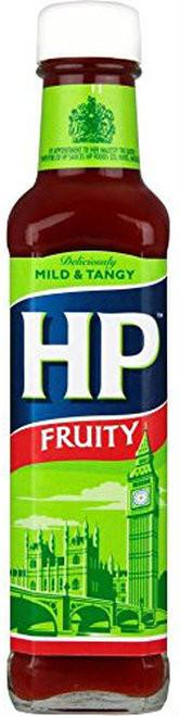 HP Fruity Sauce 225g