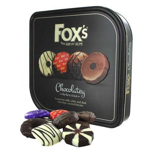 Fox's Chocolate Selection Tin 365g