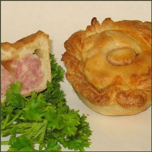 Traditional Pork Pie Twin Pack