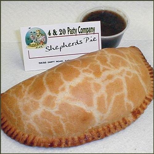 Shepherd's Pie Pasty