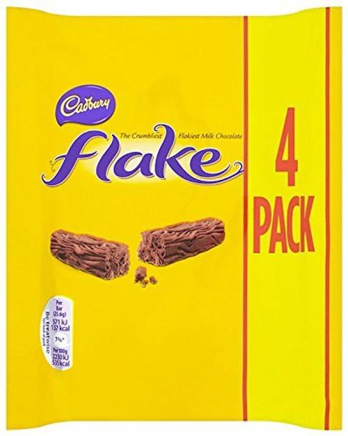 Cadbury Flake 4pk