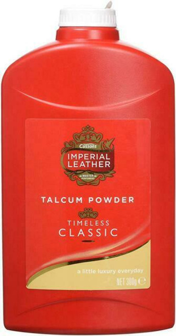 Imperial Leather Luxury Talcum Body Powder Timeless Classic