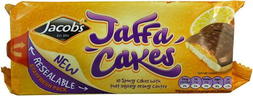 Jacob's Jaffa Cakes 147g