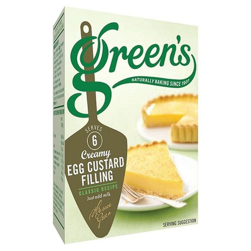 Greens Green's Egg Custard Mix 54g