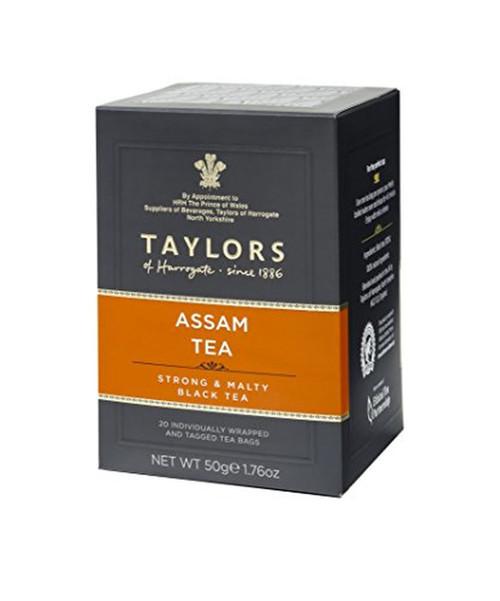 Taylors of Harrogate Pure Assam Tea - 20 CT