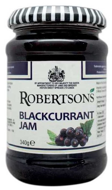 Robertsons Blackcurrant Jam