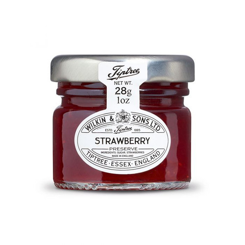 Tiptree Strawberry Jar 1oz