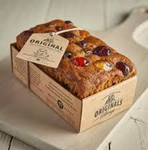 Original Cake Company Very Cherry Fruit Loaf