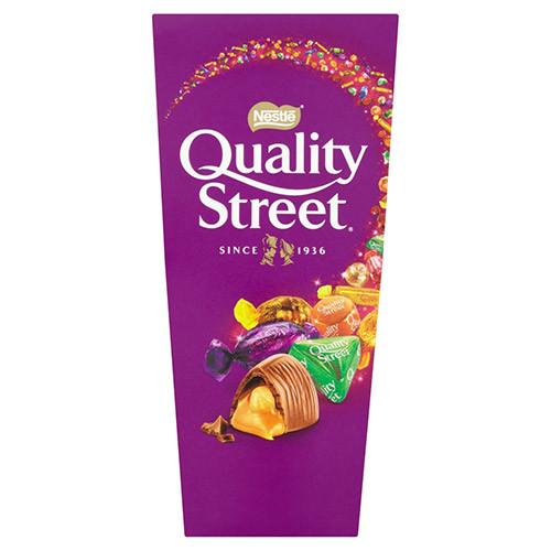 Nestle Quality Street Carton