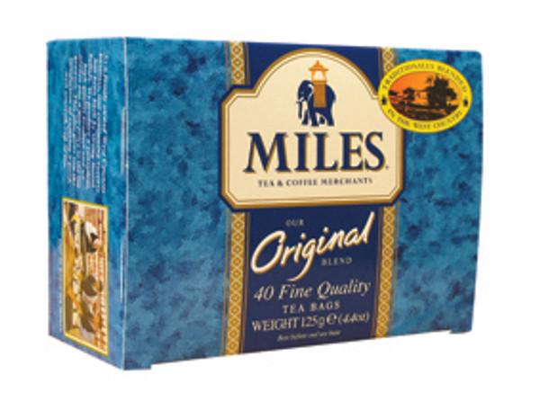 DJ Miles Breakfast Blend 40 tea bags