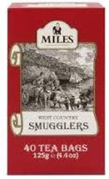 DJ Miles Smugglers blend 40 Tea bags