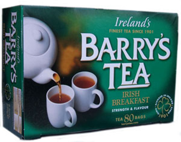 barrys irish breakfast blend tea