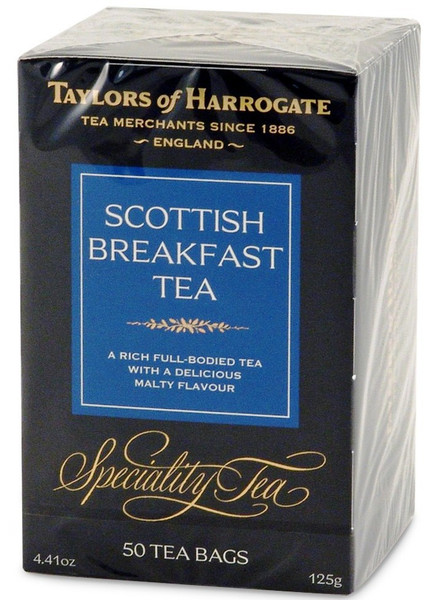 scottish teas from harrrogate