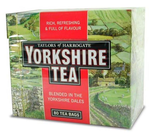 Taylors of Harrogate 80s tea bags