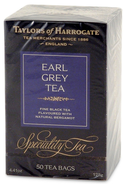 Taylors Earl Grey 50 tea bags
