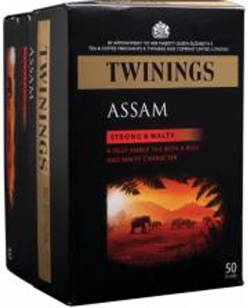 Twinings Assam 50 tea bags