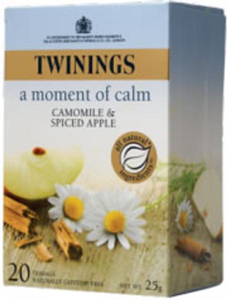 Twinings Infusion Camomile & Spiced Apple 20 tea bags