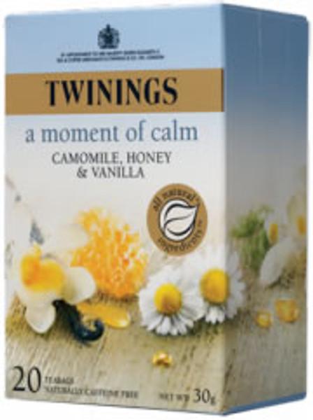 Twinings Infusion Camomile Honey & Vanilla 20 tea bags