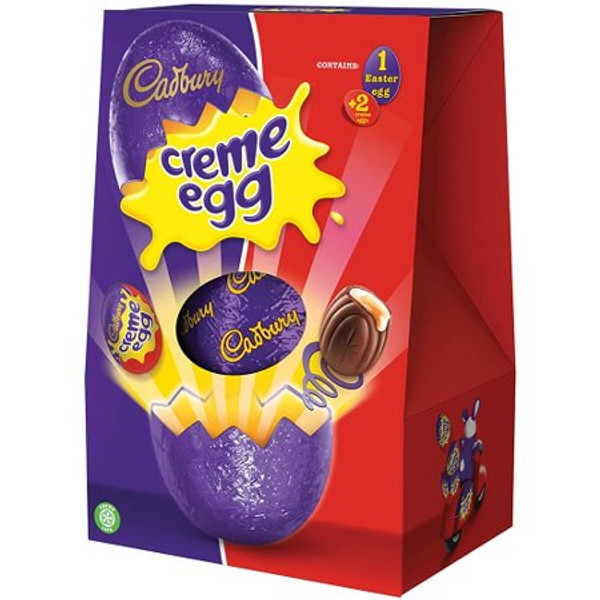 Cadbury Large Luxury Creme Egg