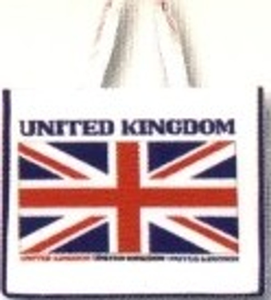 United Kingdom Shopping Bag