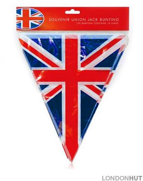 12ft Union Jack Triangular Bunting