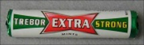 Trebor Extra Strong Mints Tube