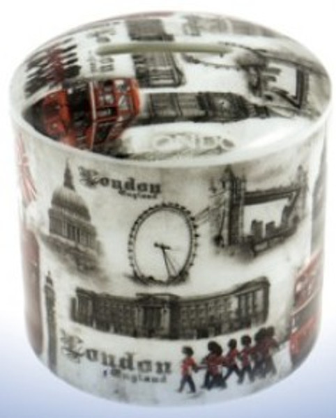 London Scene salt & pepper set