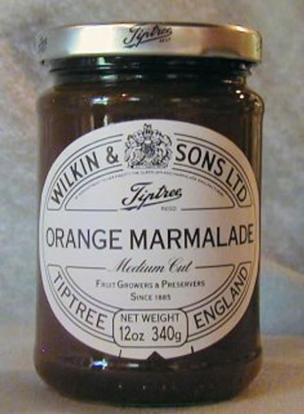 Wilkin & Son's Tiptree Marmalade Orange 12 oz