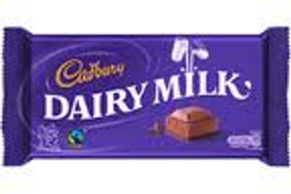 Cadburys Dairy Milk Chocolate bar 200g