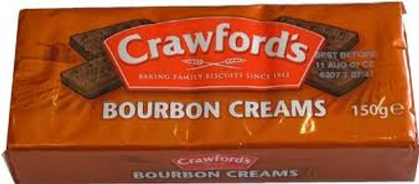 Crawford`s Bourbon cream  150g