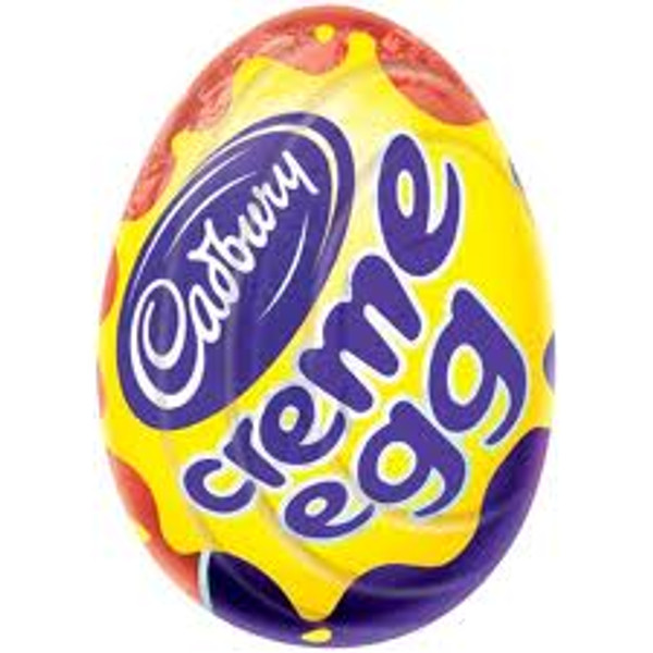 Cadbury Creme Egg 1.2oz