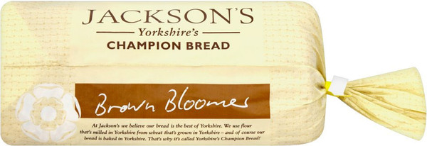 JACKSONS BROWN BREAD