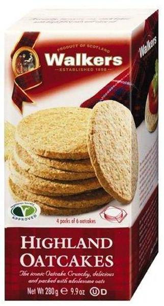 Walkers Highland Oat Crackers