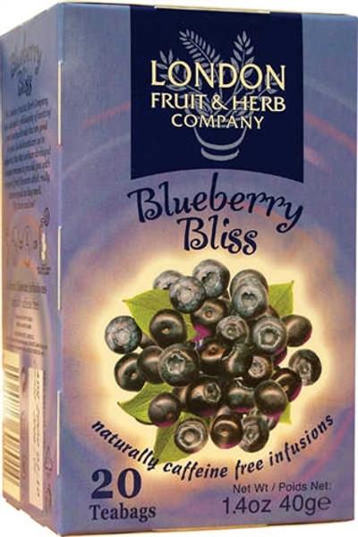 London Fruit & Herb Blueberry Bliss 20 Tbag
