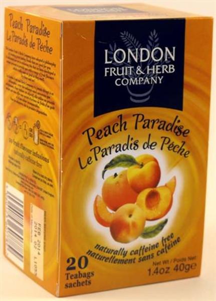 London Fruit & Herb Peach Paradise Tea 20 Tbag