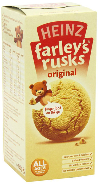 Heinz Farleys Rusks Original
