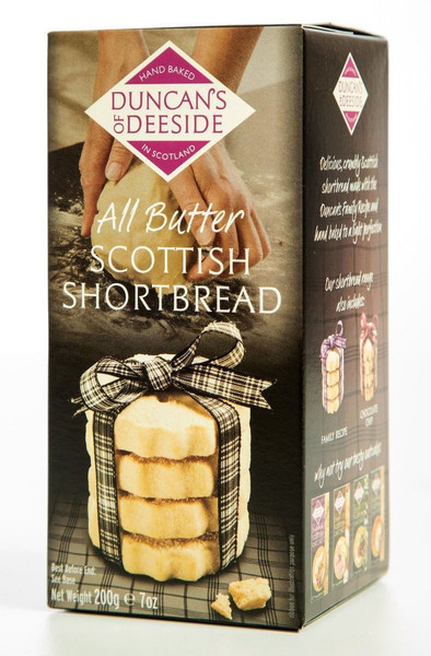 Duncans of Deeside All Butter Scottish Shortbread