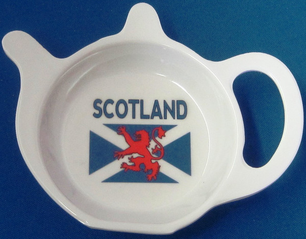 scotland  Tea Caddy