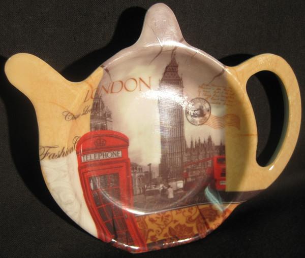 London Scene Tea Caddy