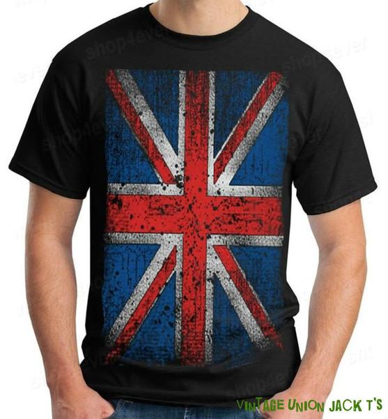 Vintage Union Jack T