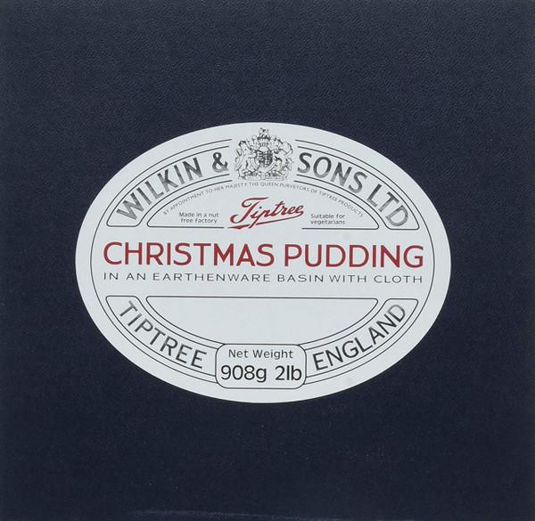 Tiptree Boxed Christmas Pudding 2lb